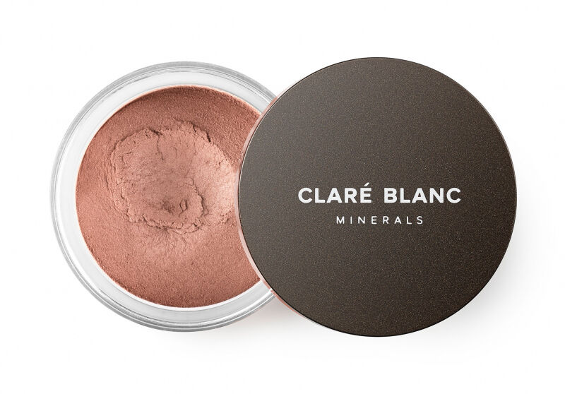 CLARÉ BLANC - DR MAKEUP COLLECTION - MINERAL EYE SHADOW - Mineralny cień do powiek - CAPPUCCINO 901