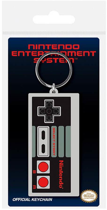 Gumowy Brelok / NES Controller Nintendo / Warszawa / 533-700-111