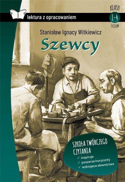 Szewcy z opracowaniem BR SBM - Stanisław Ignacy Witkiewicz