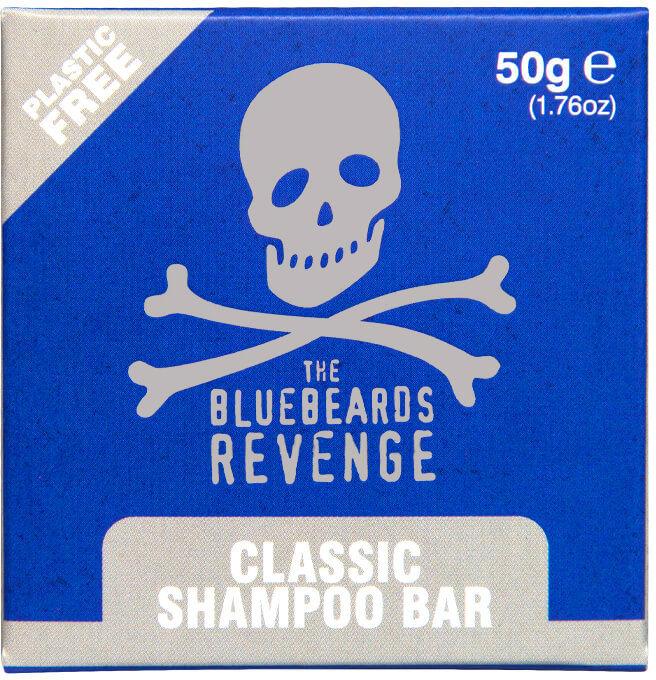 Bluebeards Revenge Classic, szampon w kostce dla mężczyzn 50g