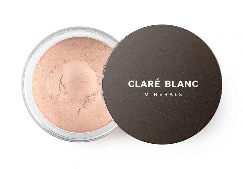 CLARÉ BLANC - DR MAKEUP COLLECTION - MINERAL EYE SHADOW - Mineralny cień do powiek - CAFFE LATTE 904