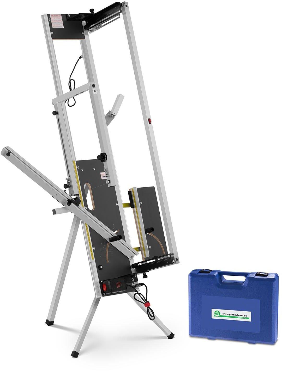 Maszyna do cięcia styropianu 3w1 - 200 W - akumulatory + Nóż do styropianu 180 W - Pro Bauteam - ALUCUTTER 3IN1 V4 BATTERY SET - 3 lata