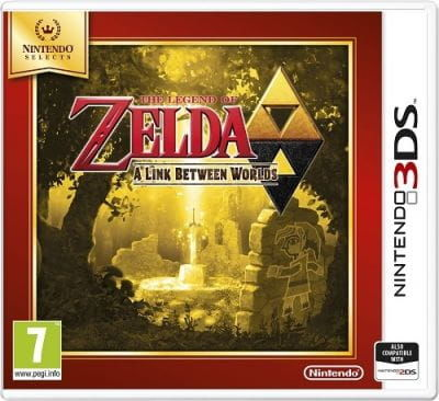 The Legend of Zelda: A Link Between Worlds 3DS