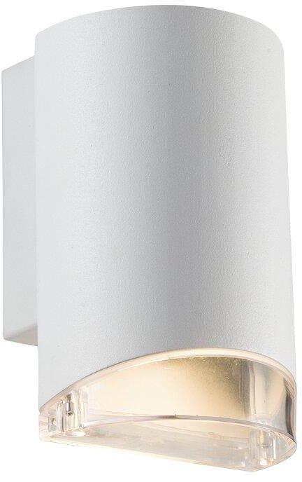 Kinkiet zewnętrzny Arn 45471001 Nordlux pojedyncza oprawa w kolorze białym