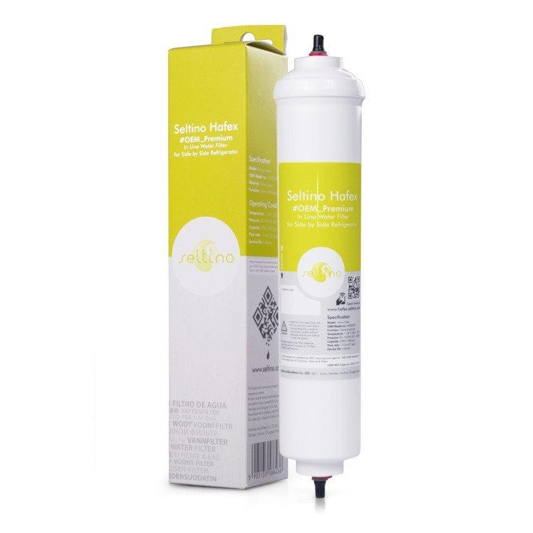 Seltino HAFEX Filtr wody do lodówki Samsung, zamiennik DA29-10105J