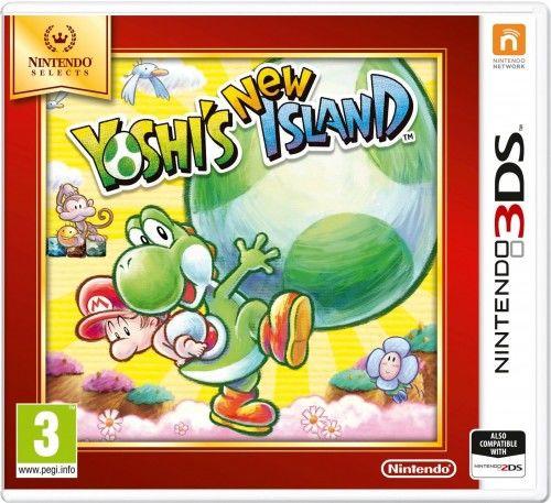 Yoshi''s New Island 3DS