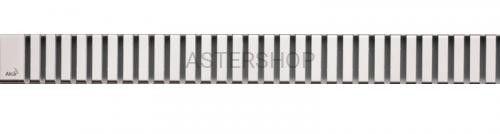 Ruszt do odwodnienia liniowego 650 mm, stal nierdzewna-mat LINE-650M