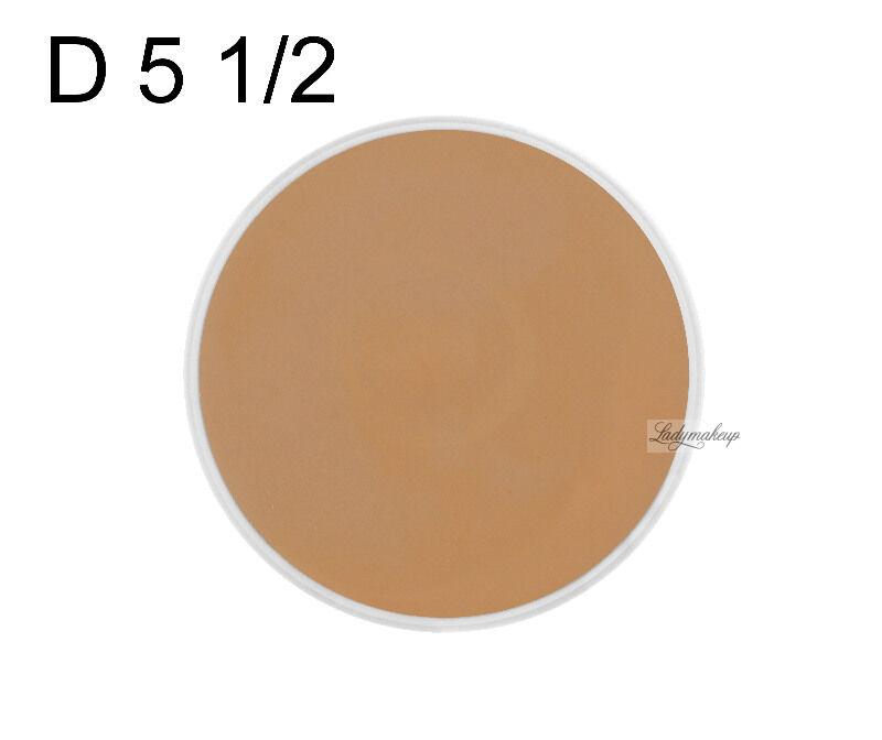 KRYOLAN - DERMACOLOR Camouflage - Podkład/ kamuflaż do twarzy - WKŁAD - ART. 75005 - D 5 1/2