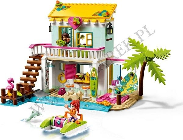 LEGO Friends - Domek na plaży 41428