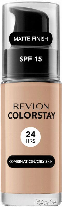 REVLON - COLORSTAY  FOUNDATION - Podkład do cery tłustej i mieszanej - 30 ml - 310 - WARM GOLDEN