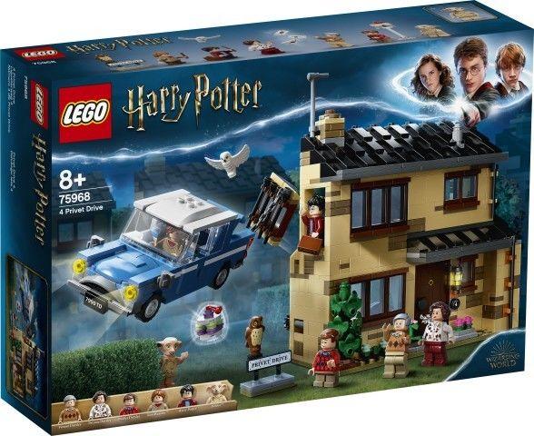 Lego Harry Potter - Privet Drive 4 75968