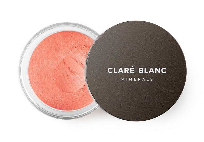 CLARÉ BLANC - DR MAKEUP COLLECTION - MINERAL EYE SHADOW - Mineralny cień do powiek - SOFT PEACH 883
