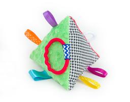 MAMO-TATO Piramidka sensoryczna dla niemowląt Pepitka