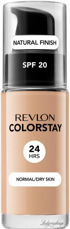 REVLON - COLORSTAY  FOUNDATION - Podkład do cery normalnej/suchej - 30 ml - 220 - NATURAL BEIGE