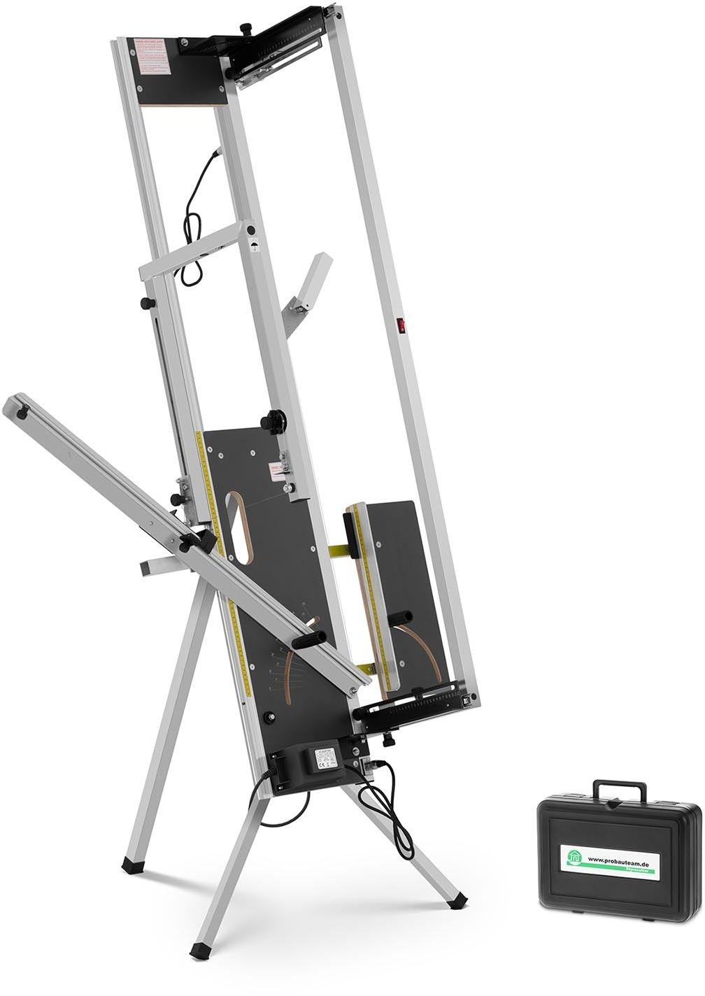 Maszyna do cięcia styropianu 3w1 - 200 W - transformator + Nóż do styropianu - 250 W - Pro Bauteam - ALUCUTTER 3IN1 V2 TRANS SET - 3 lata