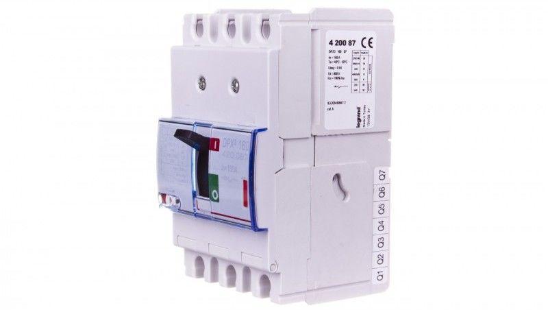 Wyłącznik mocy 3P 160A 36kA DPX3 160 420087