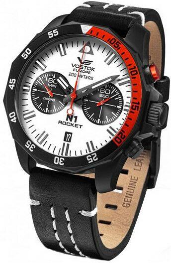 Zegarek VOSTOK EUROPE 6S21-225C620