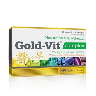 Gold-Vit Complex 30tab