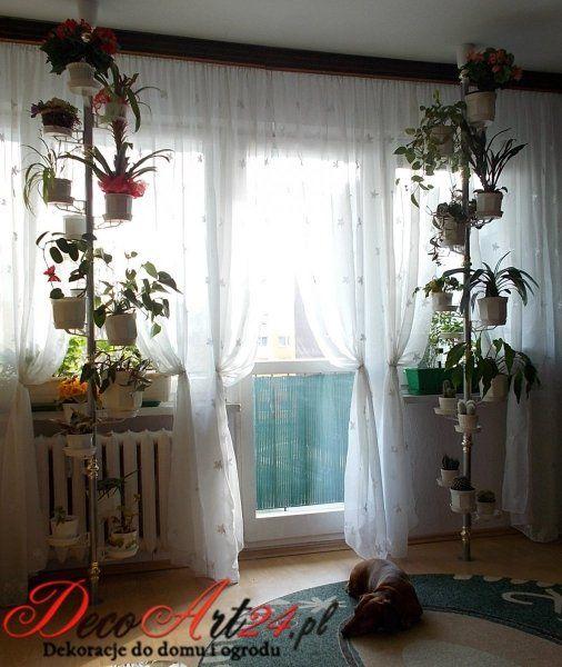 Kwietnik rozporowy - Na 15 Doniczek - 8 Kolorów
