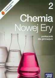Chemia Nowej Ery 2 Podręcznik ZAKŁADKA DO KSIĄŻEK GRATIS DO KAŻDEGO ZAMÓWIENIA