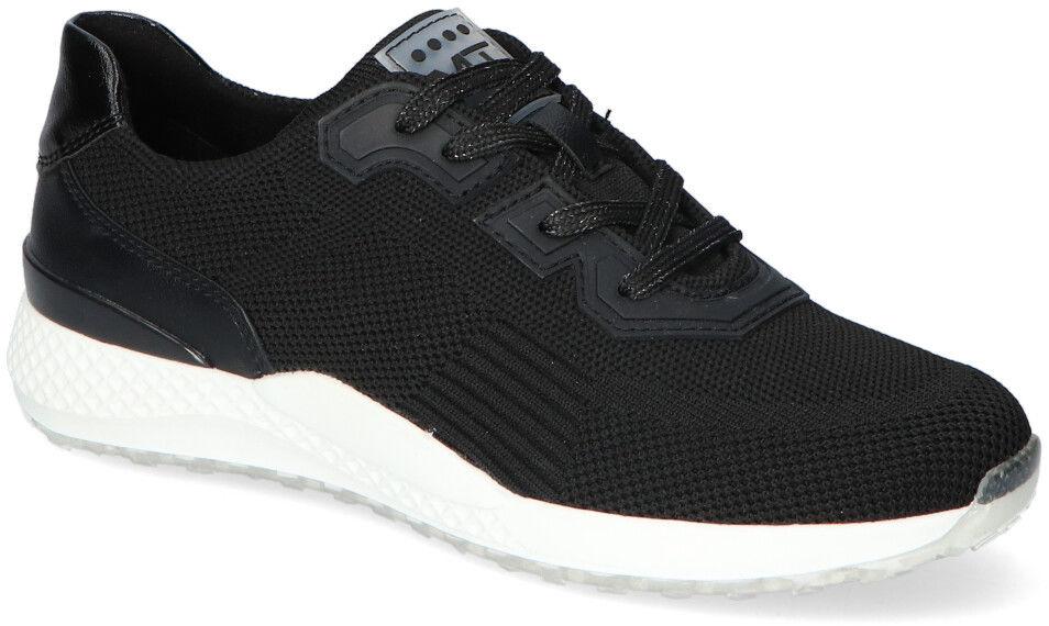 Sneakersy Marco Tozzi 2-23722-26 Czarne