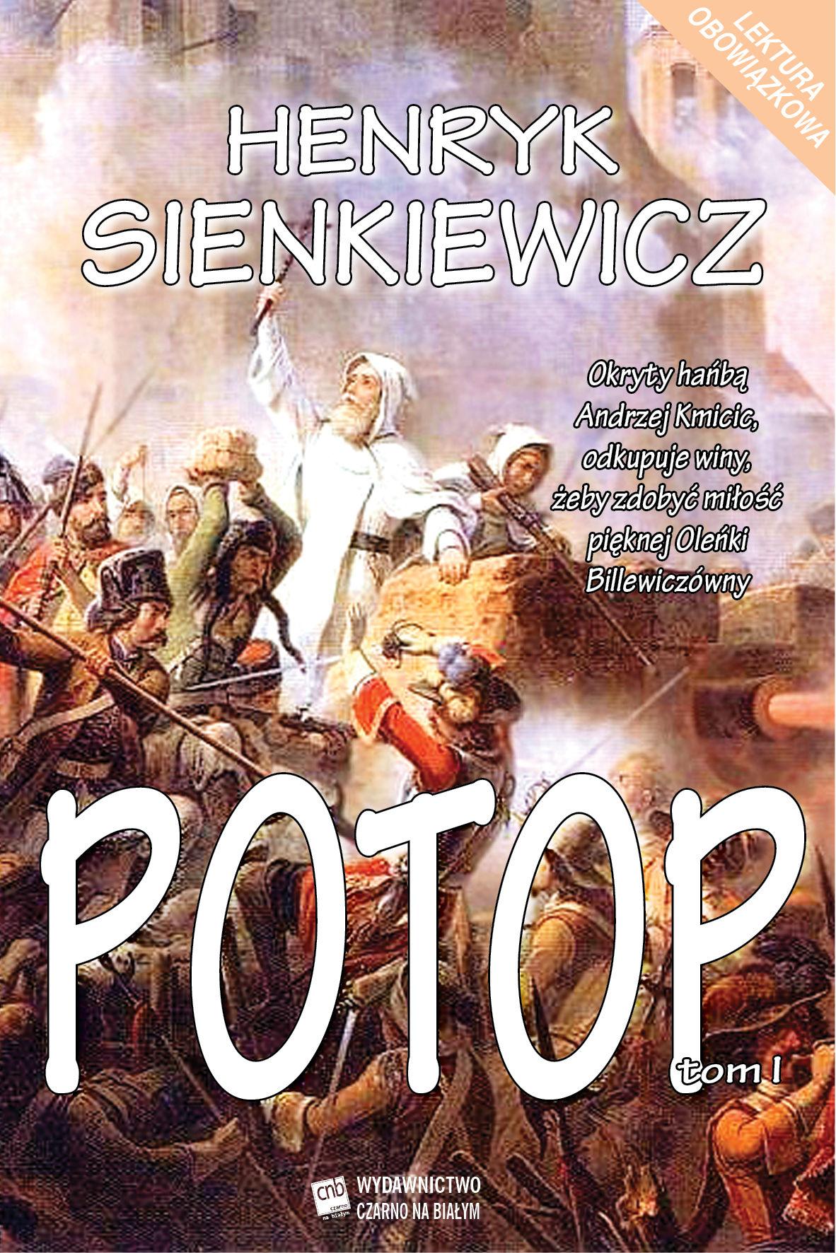 Potop - tom I - Henryk Sienkiewicz - ebook