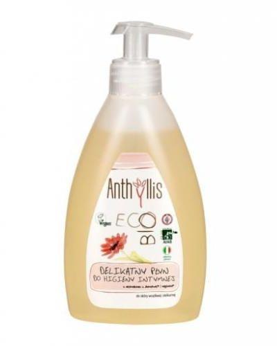 Płyn do higieny intymnej z ekstraktem z borówki i nagietka ECO 300 ml Anthyllis