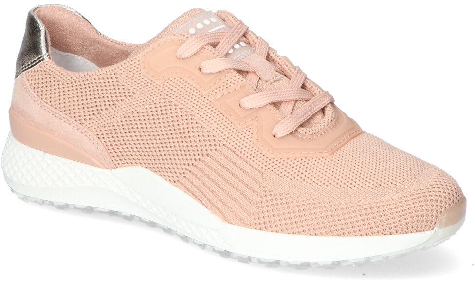 Sneakersy Marco Tozzi 2-23722-26 Różowe