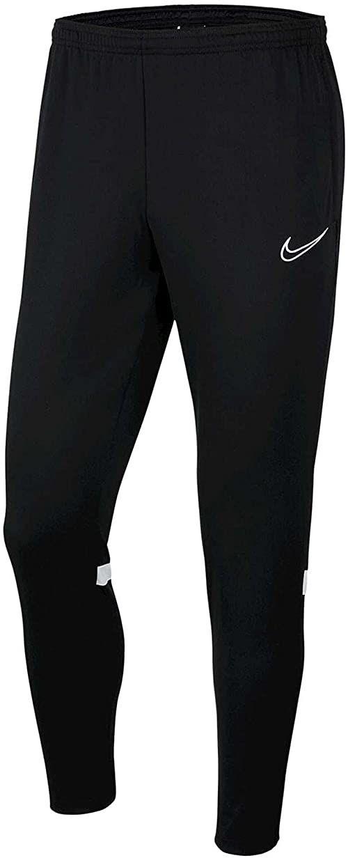 Nike Męskie spodnie dresowe Dri-fit Academy Czarny/biały/biały/biały XL