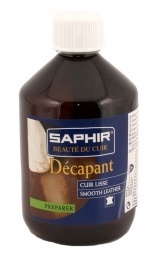 Zmywacz Odplamiacz do skór butów Decapant SAPHIR 500ml