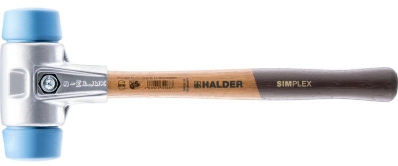 Młotek Halder Simplex EH3101 60 mm (miękki elastomer)
