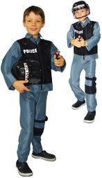 Cesar F172  kostium  przebranie  policjant