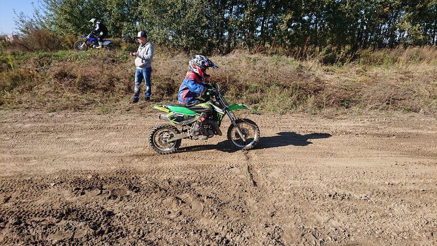 Szkolenie motocross dla dzieci - Warszawa 2h