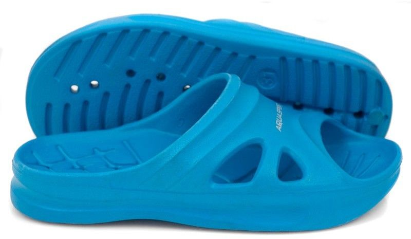 Klapki basenowe AquaSpeed Florida 01 niebieskie