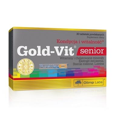 Gold-Vit senior 30tab