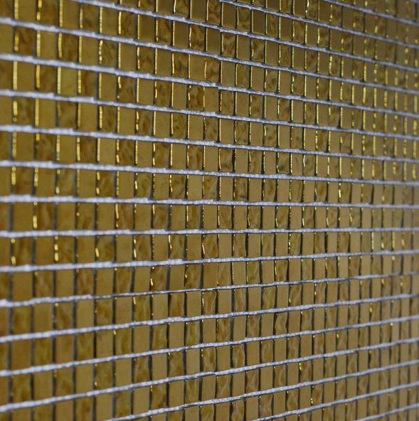 MIDAS - Mozaika szklana 4mm A-MGL04-XX-004 złota