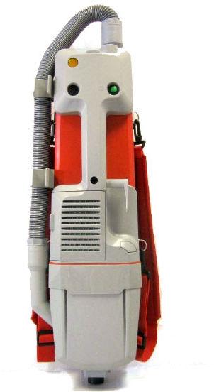 Tecnica BackVac - odkurzacz plecakowy