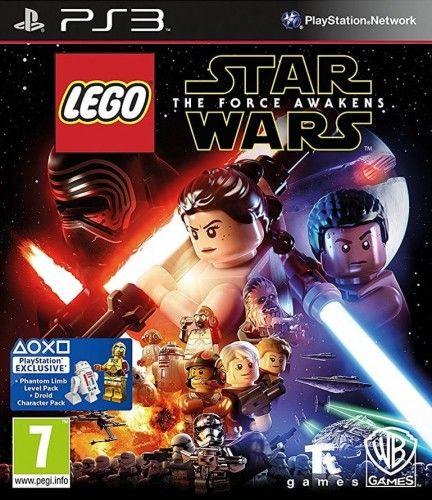 LEGO Star Wars Przebudzenie Mocy PS 3