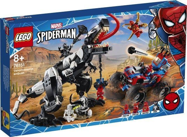 LEGO Super Heroes - Mobilna baza Batmana 76160