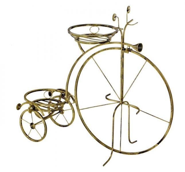 Kwietnik - Rower - Dostępny w 7 Kolorach - Kwietnik Metalowy