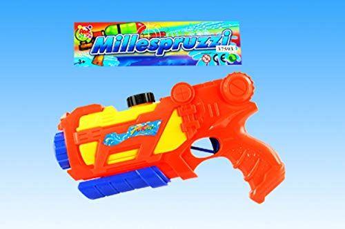 Apel plastikowy pistolet na wodę, wielokolorowy, APE730