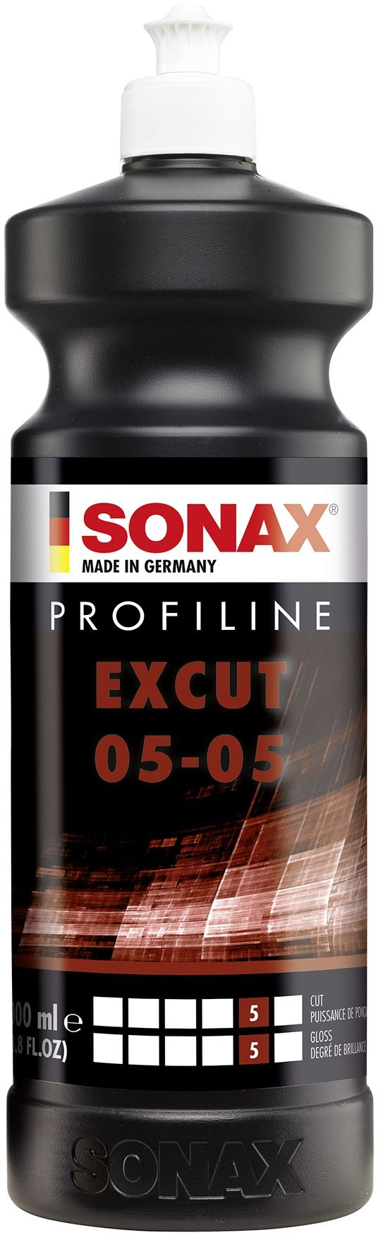 SONAX Profiline ExCut 05-05 - pasta polerska 250ml