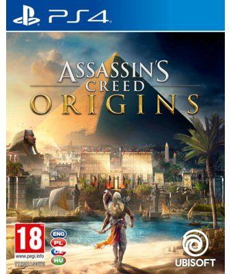 Gra PS4 Assassin s Creed Origins