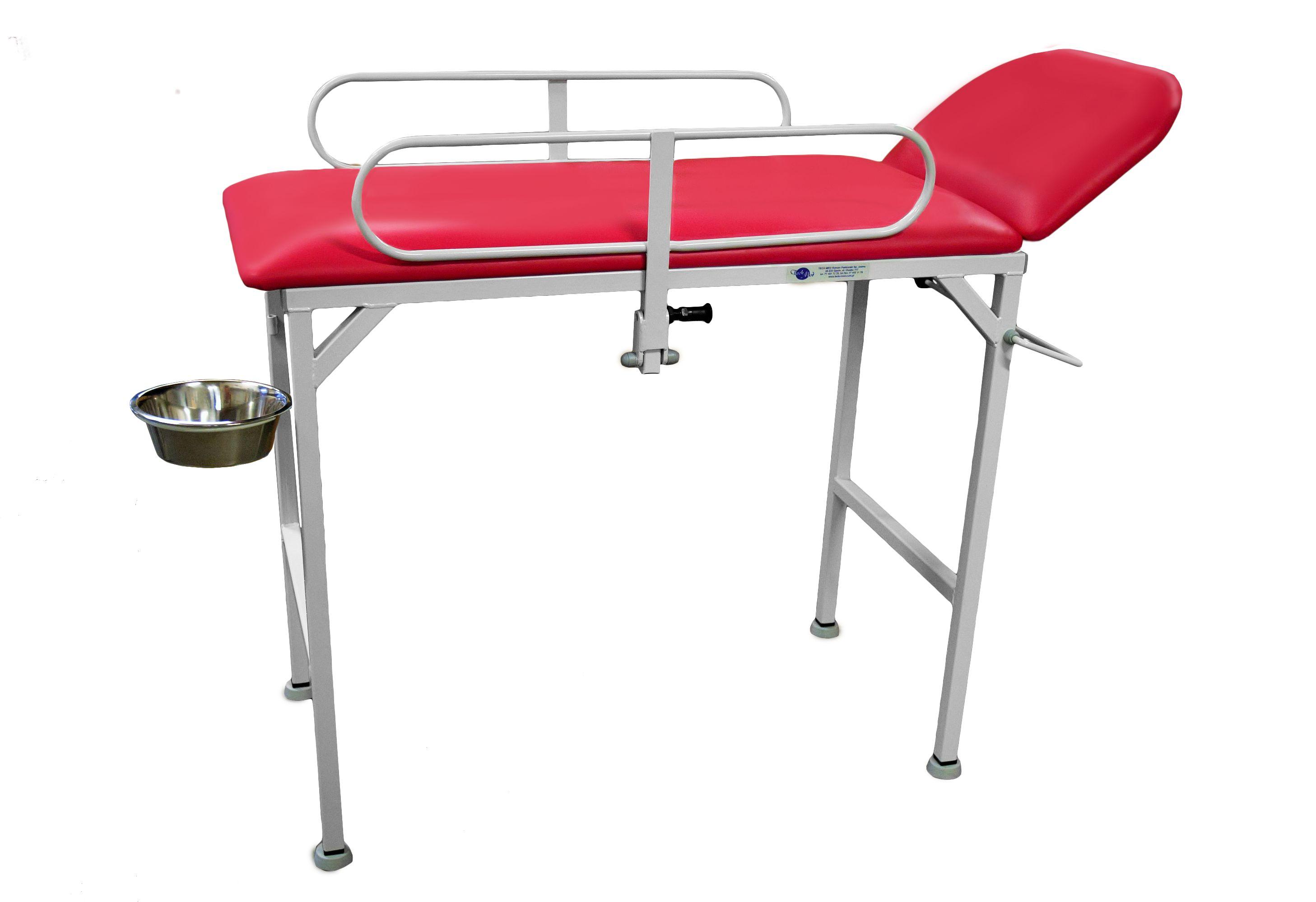Stół rehabilitacyjny do badań dzieci SR-Z-d