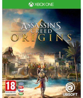 Gra Xbox One Assassin s Creed Origins