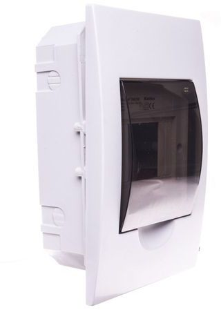 Rozdzielnica modułowa 1x4 podtynkowa IP40 DB104F 1X4P/FMD 3840