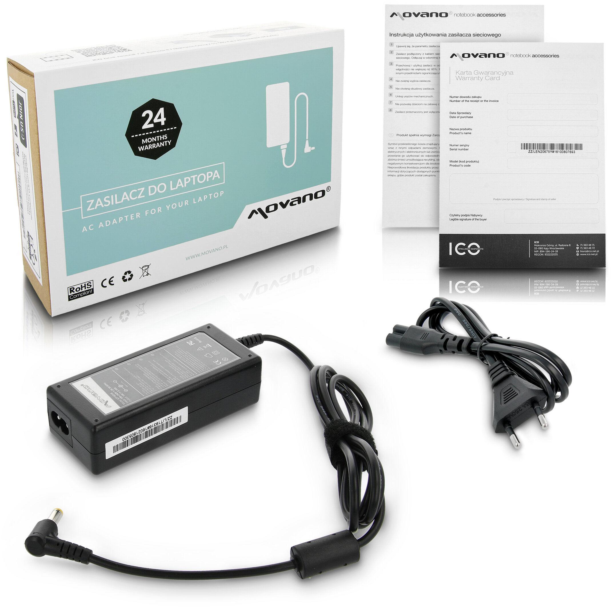 Zasilacz ładowarka do HP Omnibook 4111 4150 4150b 6000 6000b
