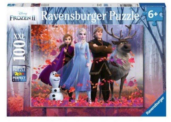 Puzzle 100 Frozen 2 XXL