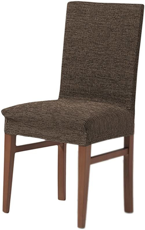 Zebra Textil sofa, brązowa