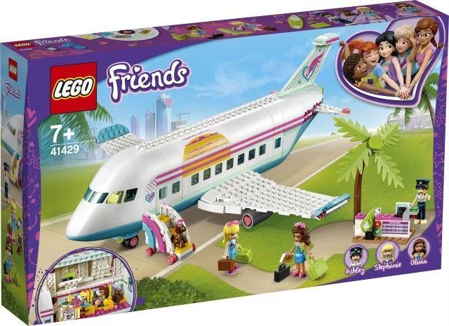 LEGO Friends - Samolot z Heartlake City 41429